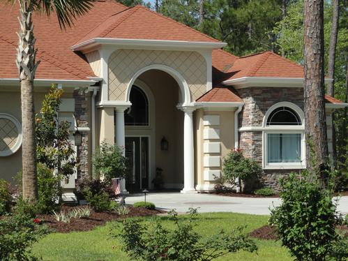 This Home Was Designed In Myrtle Beach By Mr. Schwab. The Above Home Is  Plan # UD 3390 On Page 85 From The Plan Book.